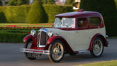 Austin 7 Swallow Sports Saloon Mk II