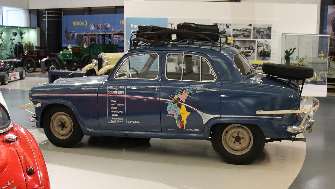 Austin A90 Westminster im British Motor Museum