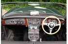 Austin-Healey 3000, Cockpit