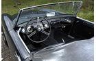 Austin-Healey 3000, Innenraum