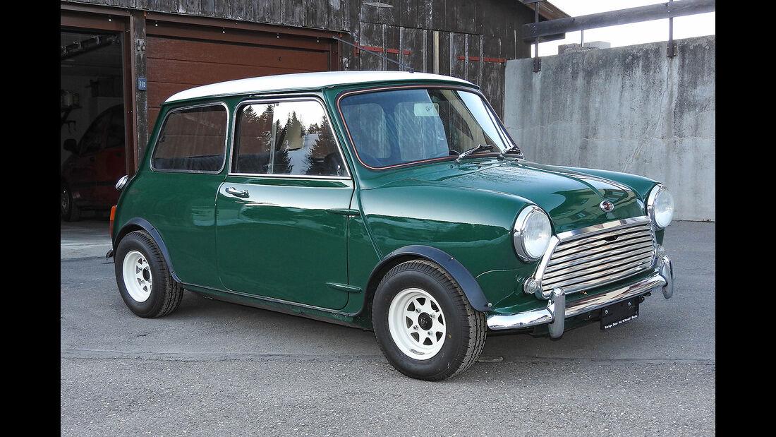Austin Mini Cooper 1275 S Mk II 1968 Oldtimer Auktion Toffen
