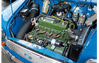 Austin Mini MK II Countryman, Motor