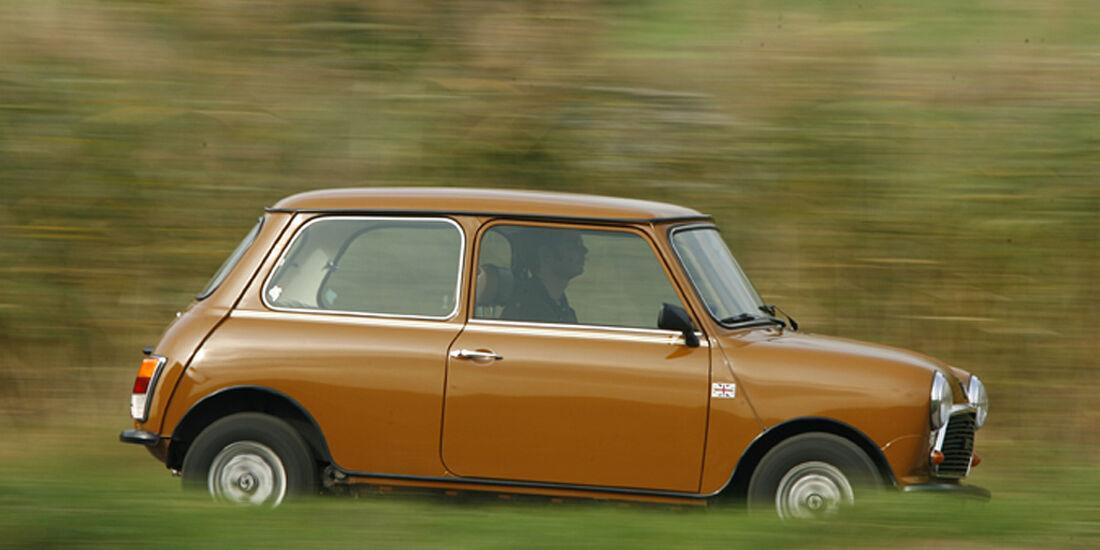 Austin Mini 850 Hl In Der Kaufberatung Fahrspaß Mit Hohem