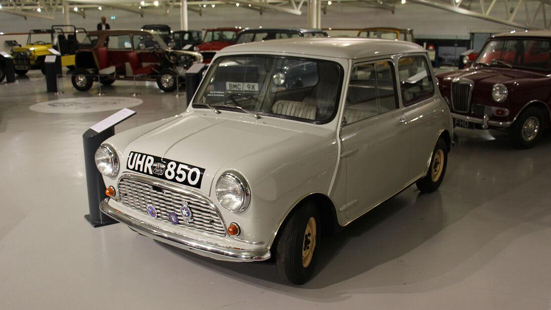 Austin Se7ev Downton im British Motor Museum