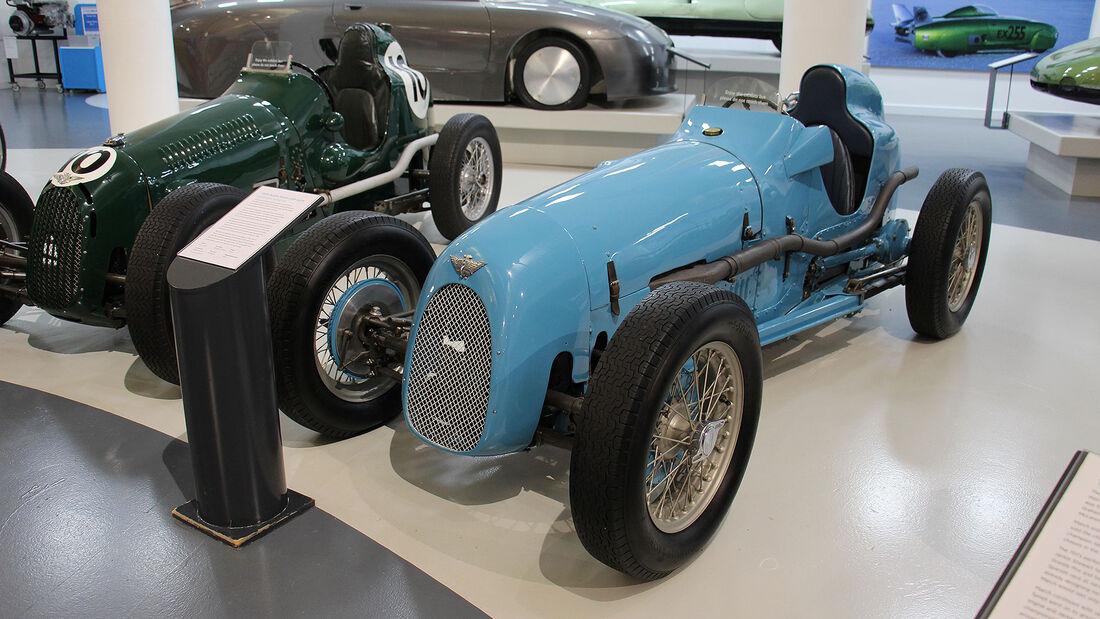 Austin Seven Side-Valve im British Motor Museum