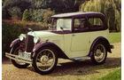 Austin Swallow Sedan, 1927