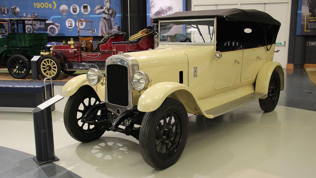 Austin Twenty im British Motor Museum