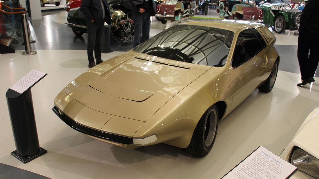 Austin Zanda Konzeptstudie im British Motor Museum