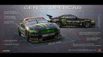 Australian Supercars - Gen3-Auto für 2022