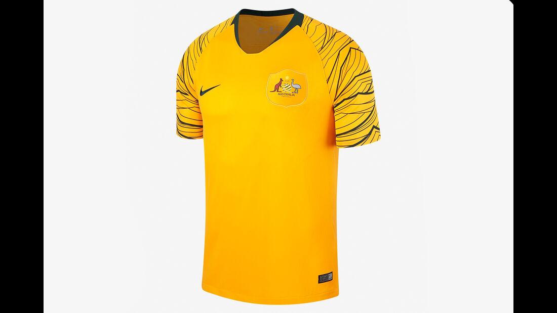 Australien - F1-Autos - Fußball-WM 2018