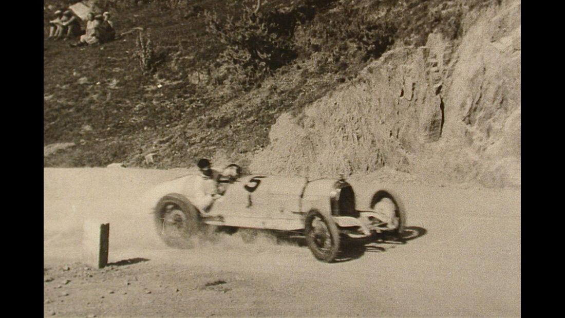 Austro Daimler ADMR Hans Stuck Zirlerberg 1927