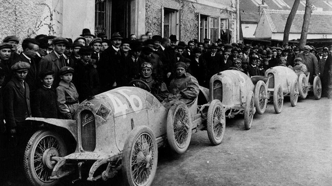 Austro Daimler sacha sw
