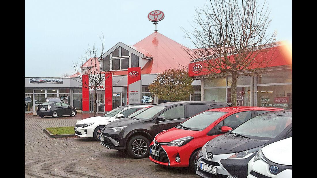 Auto Centrum Lass GmbH & Co. KG