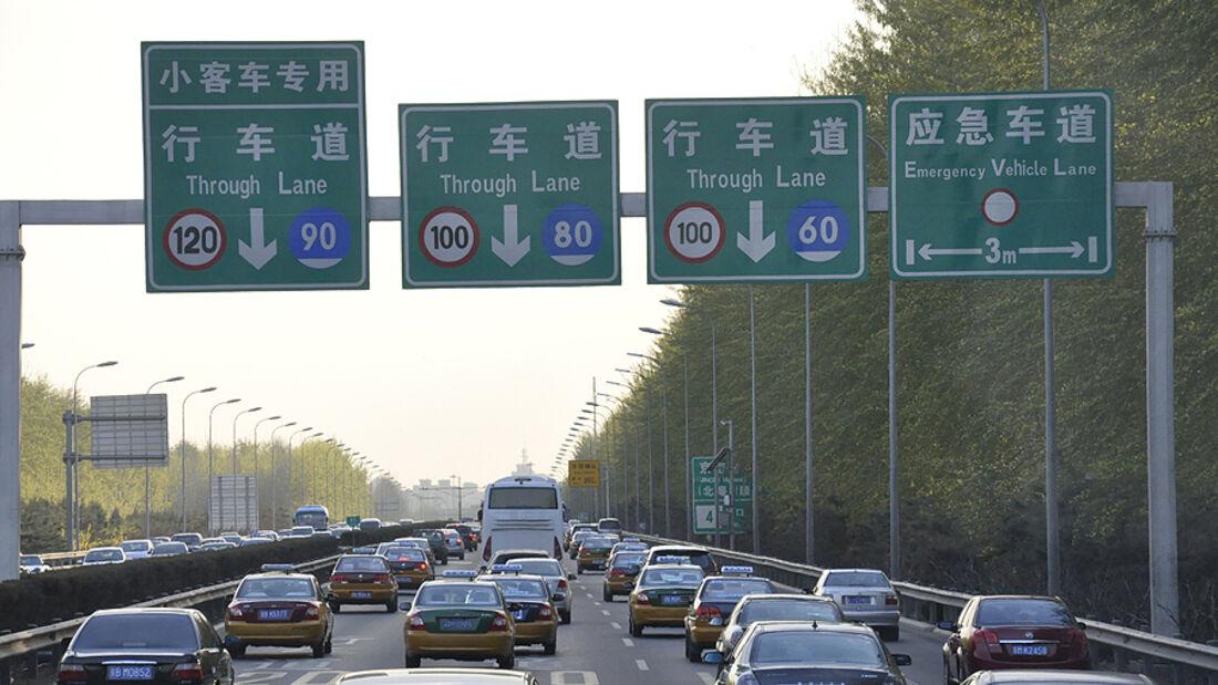 Auto China 2010 Peking