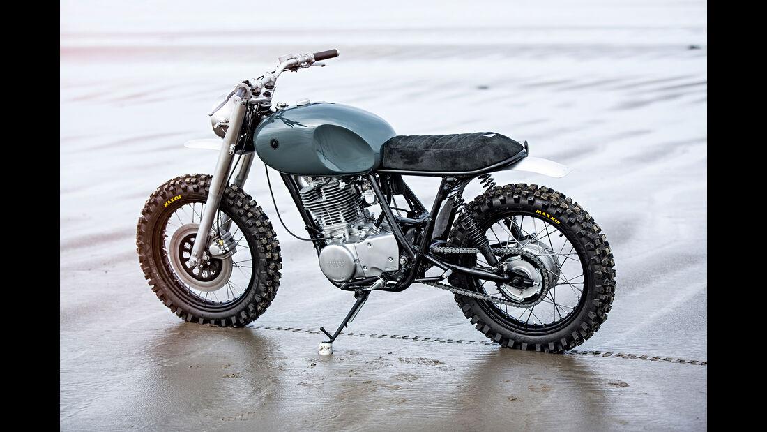 Auto Fabrica Custom Bike