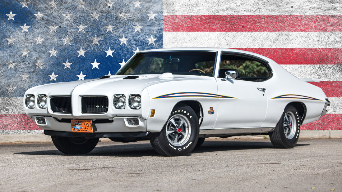Auto Import importieren USA Musclecar Pontiac GTO