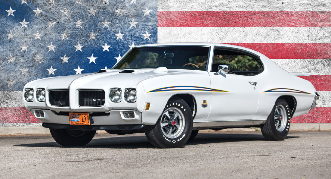 Auto Import importieren USA Musclecar Pontiac GTO
