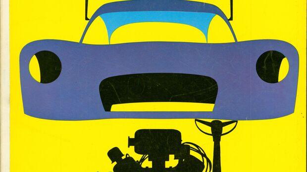 Auto Katalog 1957 Titel