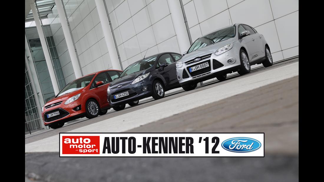 Auto-Kenner 2012