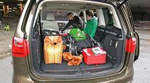 Auto - Kofferraum - Winter-Check