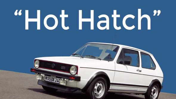Auto-Pioniere Hot Hatch VW Golf I GTI