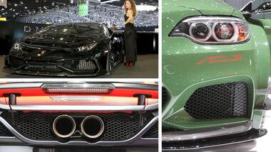 Auto Salon Genf 2016, Tuning, Teaser