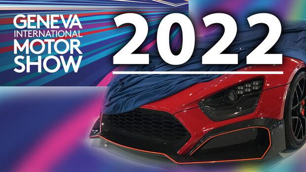 Auto Salon Genf 2022