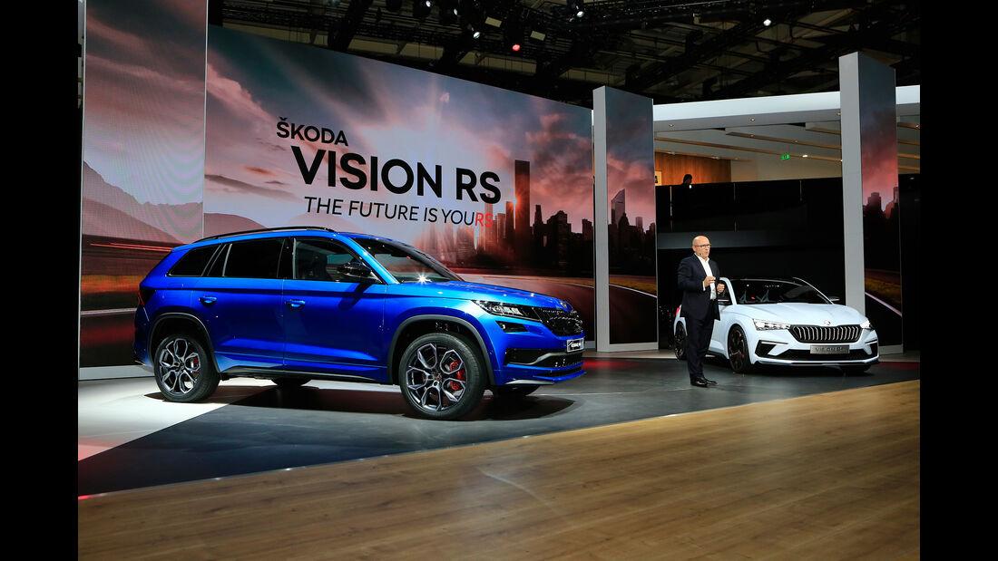 Auto Salon Paris / Mondial Paris Motor Show 2018, France, Paris, 01.10.2018 - Copyright Stefan Baldauf / SB-Medien