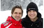 Auto & Ski 2011, Markus Winkelhock, Marc Basseng
