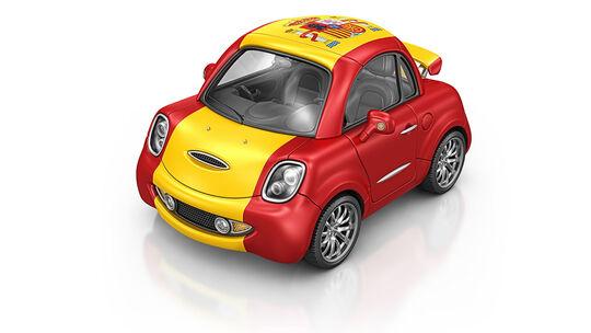 Auto Spanien
