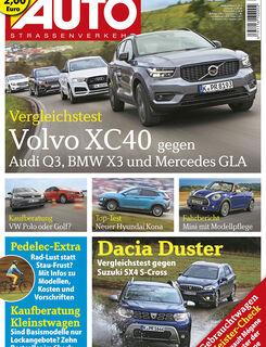 Auto Straßenverkehr neues Heft 09/2018