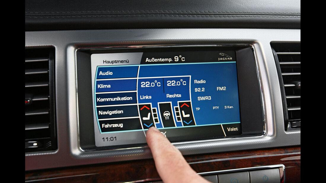 Auto - Temperatur - Winter-Check