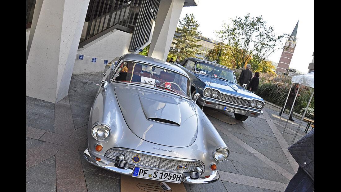 Auto Union DKW SP 1000