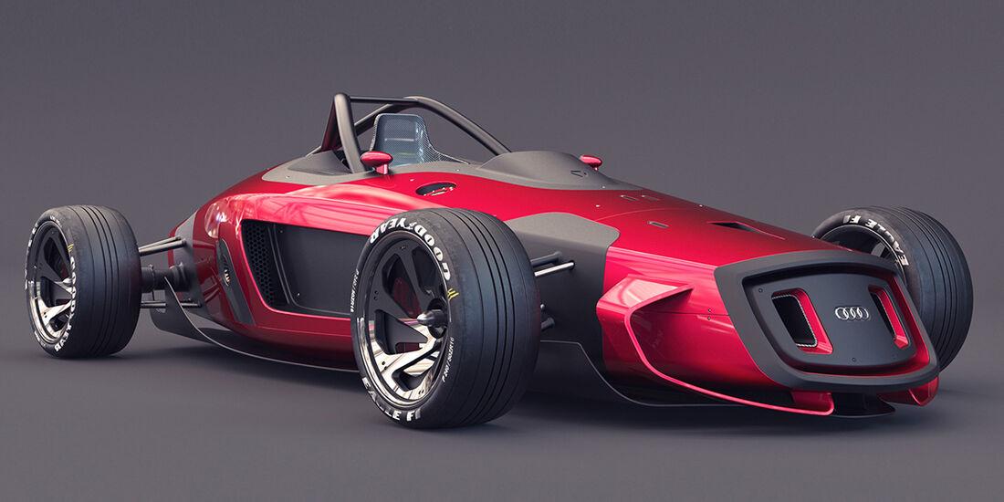 Auto Union - Formel 1-Concept - 2017