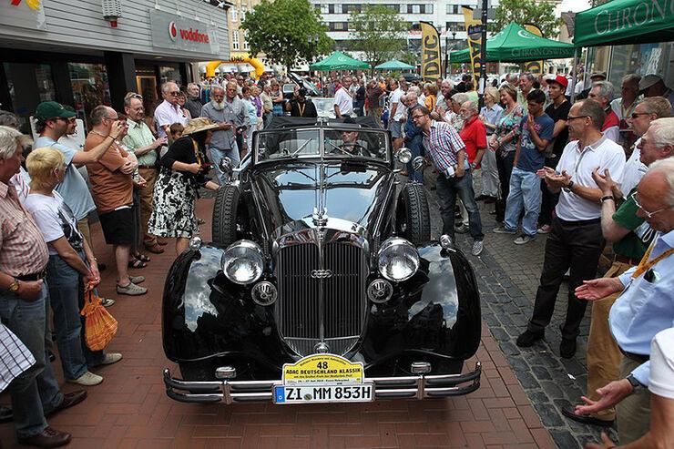 Auto Union Horch 853 Cabriolet