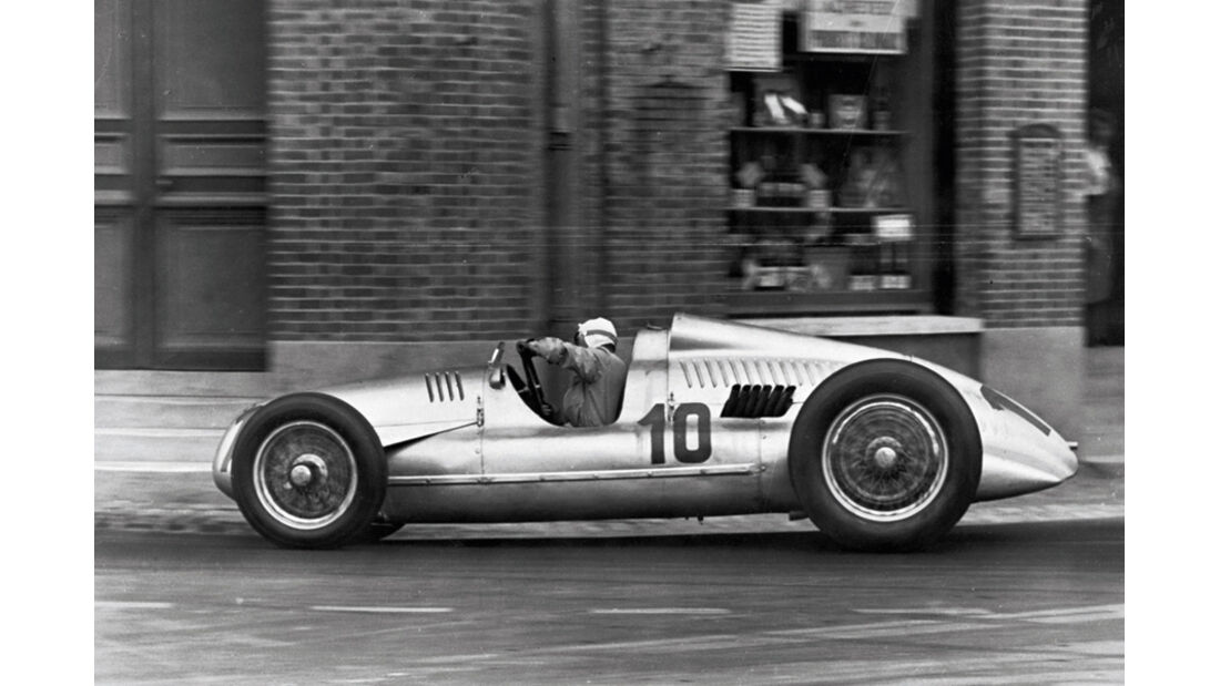 Auto Union Typ D, 1939