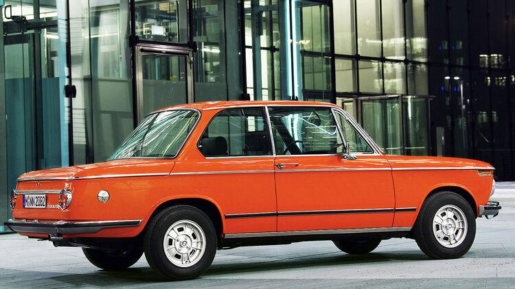 Sonntagsauto Bmw 2002tii Vor 3 Kommt 2002 Auto Motor Und Sport