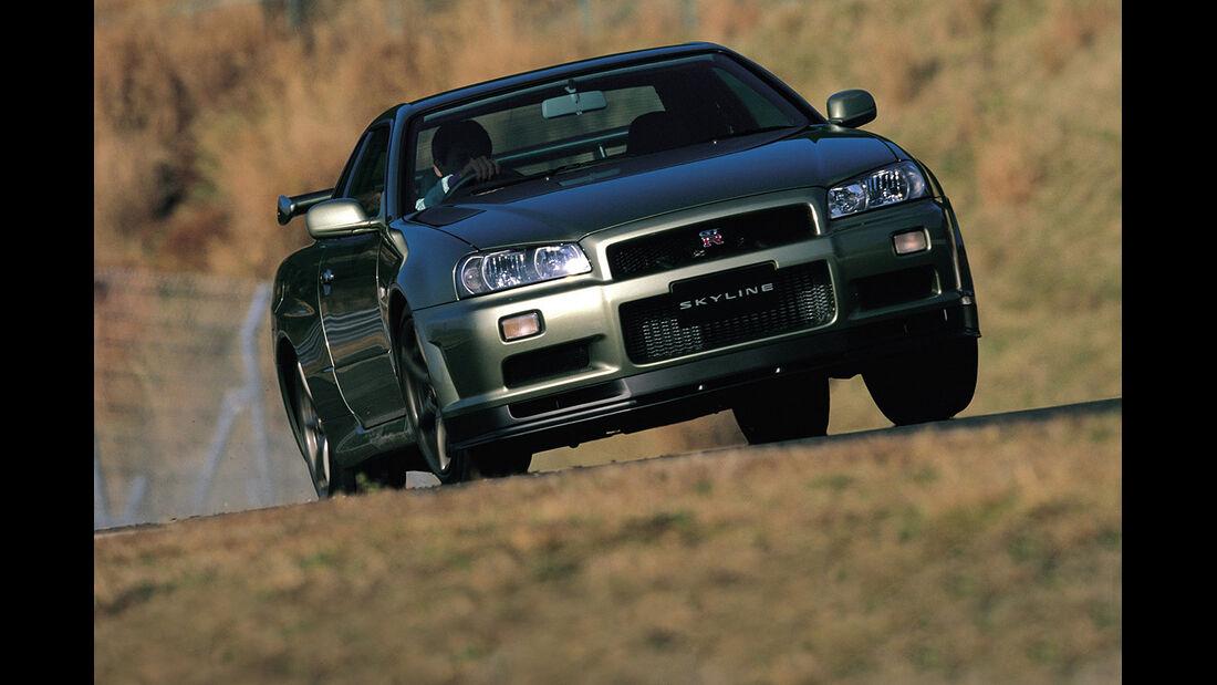 Auto der Woche, Skyline GT-R