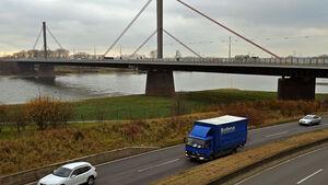 Autobahn A1 Leverkusen Brücke