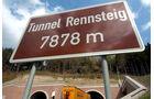 Autobahntunnel Rennsteigtunnel