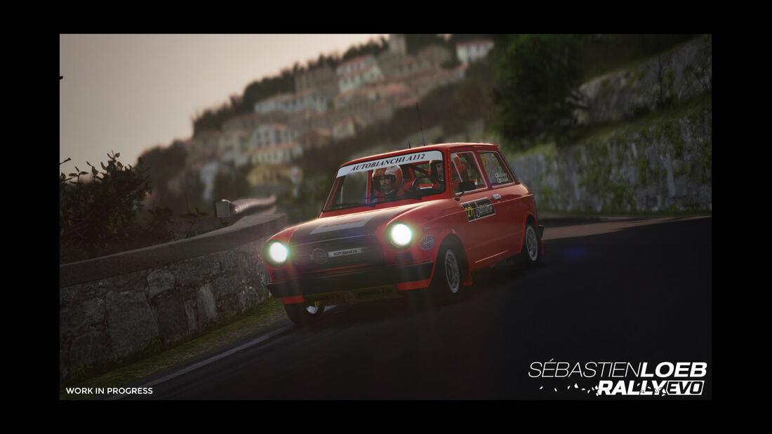 Autobianchi A112 - Screenshot - Sebastien Loeb Rally Evo