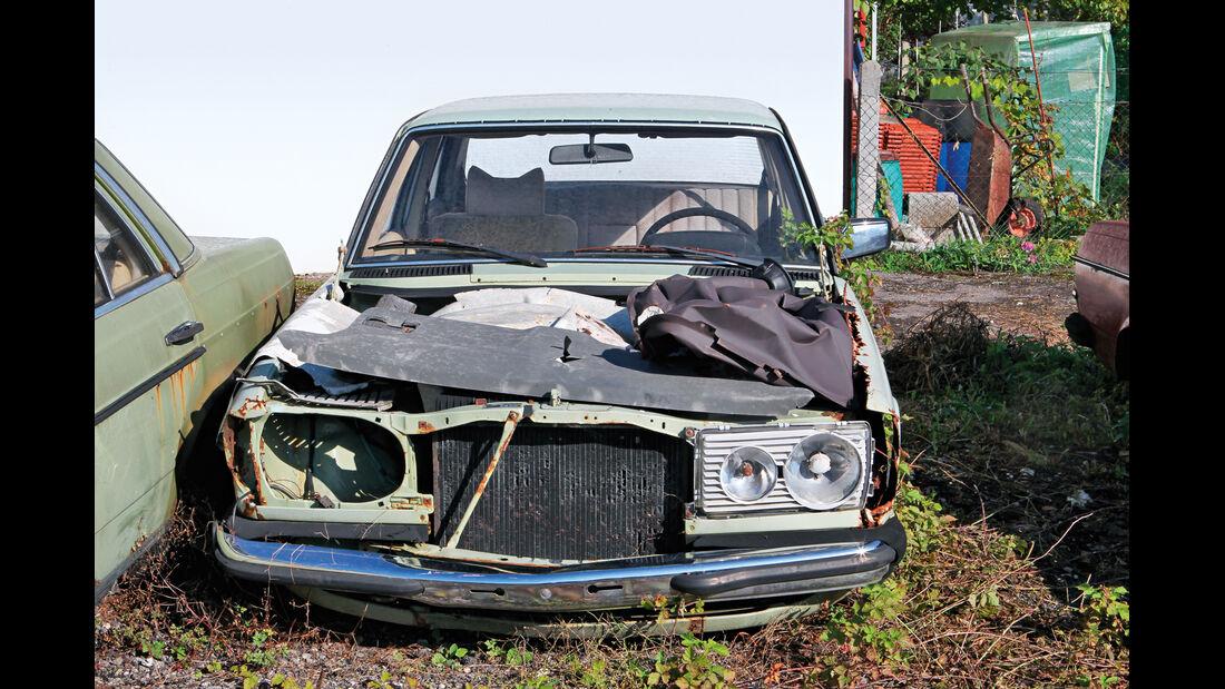 Autofriedhof Rust, Mercedes 250