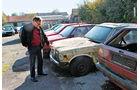 Autofriedhof Rust, Mercedes