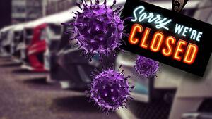 Autohäuser Handel Kfz Gewerbe Corona Geschlossen Schließung Lockdown