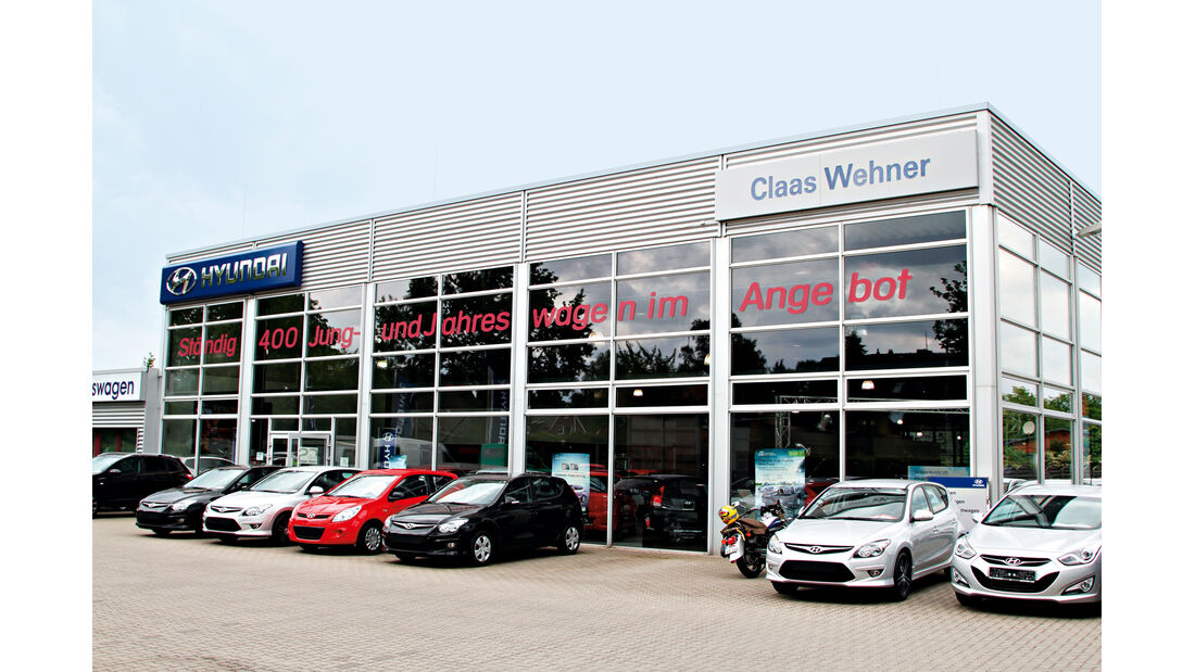 Autohaus Claas Wehner