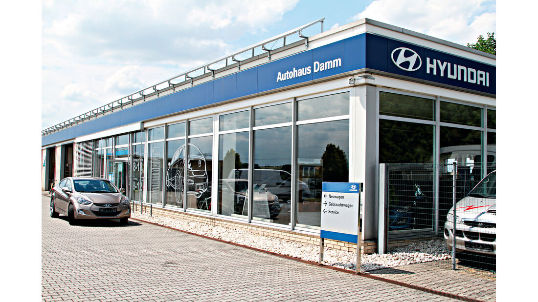 Autohaus Damm