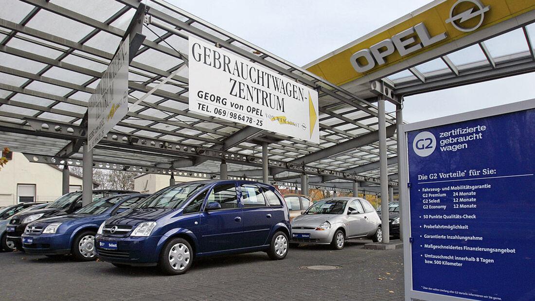 Autohaus Georg von Opel