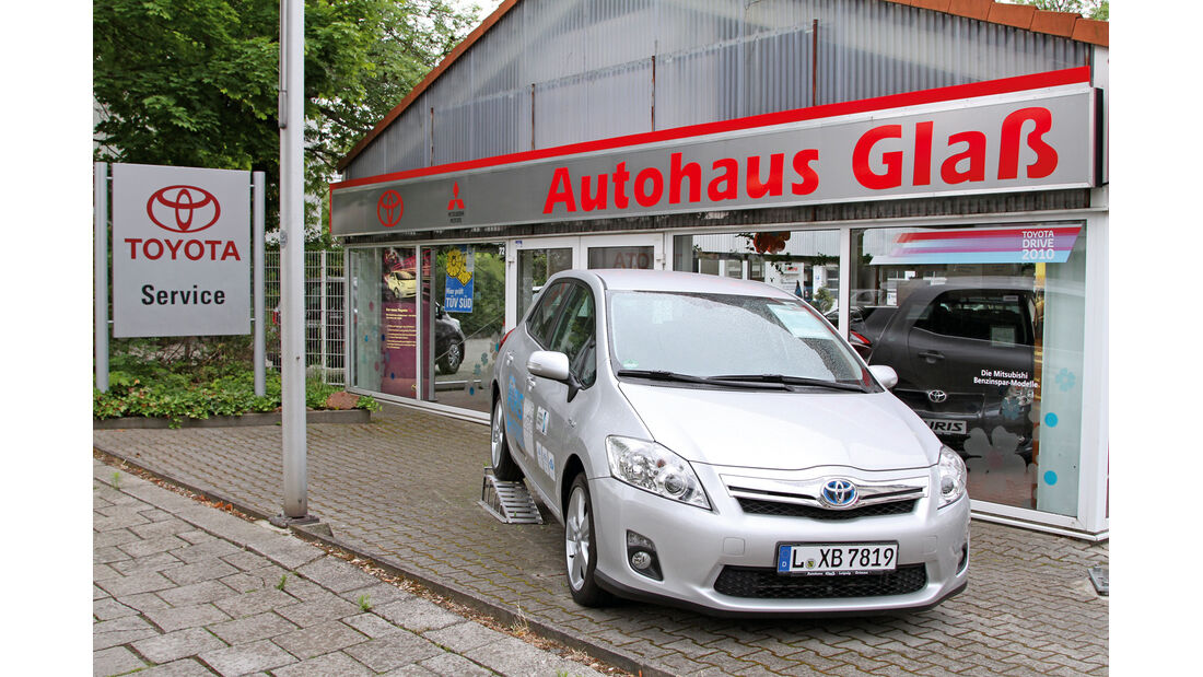 Autohaus Glaß