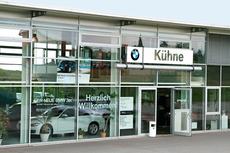 werkst ttentest 2012 autohaus k hne gmbh seite 6 auto motor und sport. Black Bedroom Furniture Sets. Home Design Ideas
