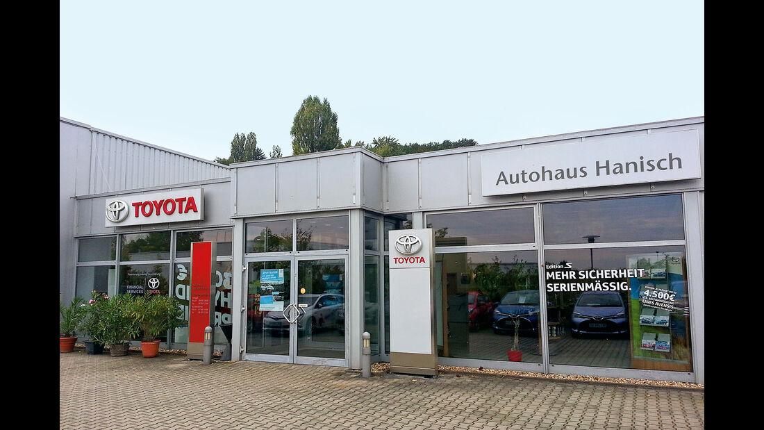 Autohaus Steffen Hanisch